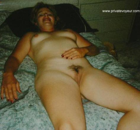 Open anal blonde