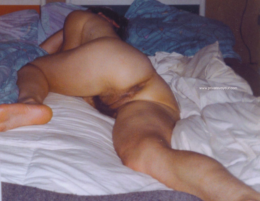 sleeping Wife nude